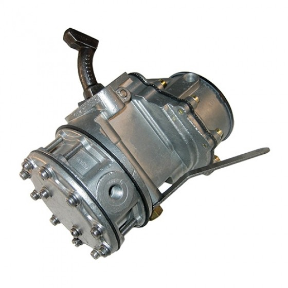 Crown Auto Parts Rebuilding Mechanical Fuel Pump Rebuilt