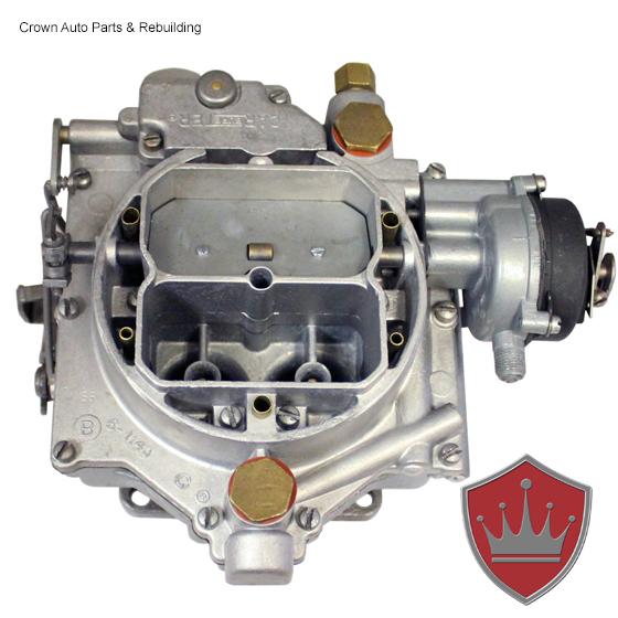 Carburetor Rebuilder - Crown Auto Parts