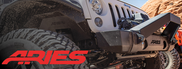 Aries Aftermarket Off Road Upgrade  Parts - Crown Auto Parts