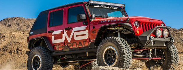 DV8 Off Road Products - Crown Auto Parts