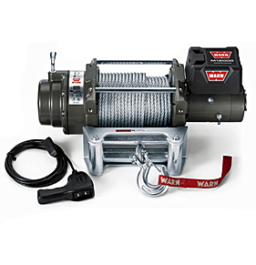 Winch and winch accessories